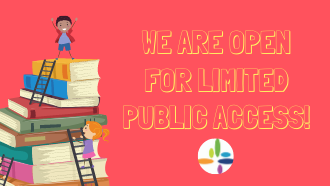 Library Open for Limited Public Access by Appointment