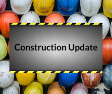 Says Construction Update